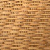 kosza wzoru weave Zdjęcie Stock