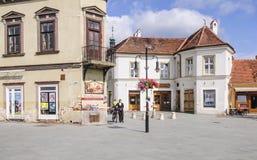 Free Koszeg Hungary Europe Foreshortening Stock Photography - 60167442