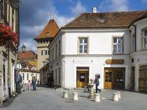 Free Koszeg Hungary Europe Foreshortening Stock Images - 60167864