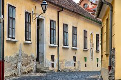 Koszeg, Hungary Royalty Free Stock Photography