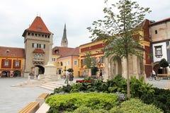 Koszeg, Hungría Foto de archivo libre de regalías