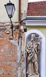 St John di Nepomuk Fotografia Stock