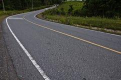 koszowa asplalt droga s Fotografia Stock