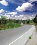 koszowa droga Zdjęcia Stock