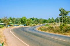 Koszowa droga Zdjęcie Stock