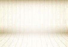 Koszowy drewno ściany tekstury tło royalty ilustracja