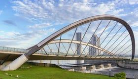 Koszowy most Obraz Stock