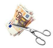 kosztów target1126_1_ Obraz Stock