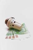kosztów target1701_1_ zdjęcie stock