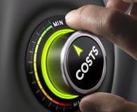 Kosztu zarządzanie Zdjęcie Stock