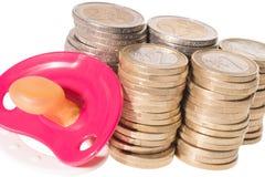Koszty dla dziecka Zdjęcie Stock