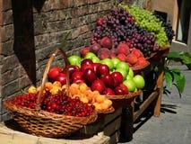 koszty jabłko Zdjęcia Royalty Free