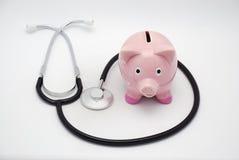 koszty opieki zdrowotnej Zdjęcie Royalty Free