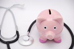 koszty opieki zdrowotnej Obrazy Royalty Free