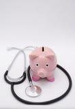 koszty opieki zdrowotnej Obraz Royalty Free