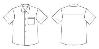 koszula Obrazy Stock