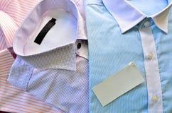 Koszula dla mężczyzna. zdjęcia royalty free