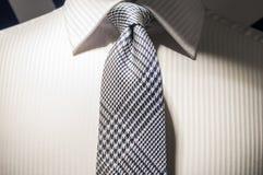 Koszula i krawat Zdjęcia Royalty Free