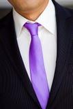 Koszula i krawata kurtka Obrazy Royalty Free