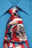 koszula krawat Obraz Royalty Free