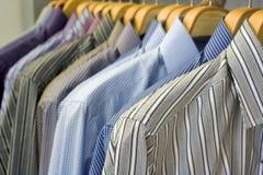 Koszula na stojaku Zdjęcie Stock