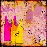 koszula sporty ilustracja wektor