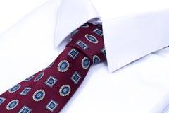 koszula szyi krawat Obrazy Royalty Free