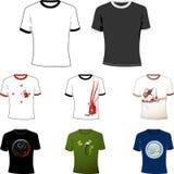 koszula t Obraz Stock