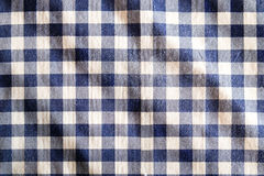 Koszula tkaniny wzór Zdjęcia Royalty Free