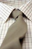 koszulowy krawat Fotografia Stock