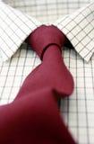 koszulowy krawat Zdjęcie Royalty Free