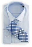 koszulowy krawat Zdjęcia Royalty Free