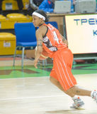koszykówek kobiety Obraz Royalty Free