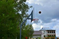 Koszykówka, Fotografia Stock