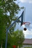 Koszykówka, Obrazy Stock