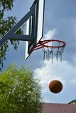 Koszykówka, Zdjęcie Stock