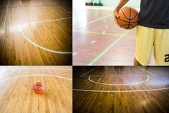 koszykówka Obrazy Stock