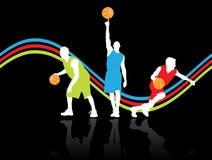 koszykówka ilustracja wektor