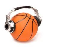 koszykówka balowa Zdjęcia Royalty Free