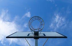 koszykówka deska sieci sport fotografia stock