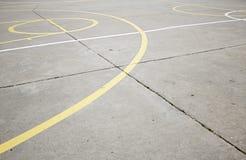Koszykówka obóz obraz stock