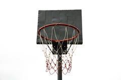 Koszykówka obręcz Zdjęcie Stock