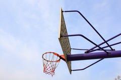 Koszykówka obręcz Obraz Stock