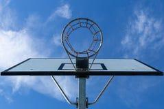 koszykówka sieci deska sport obraz royalty free