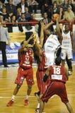 koszykówki bcm edwards jk zdjęcie stock