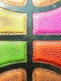 koszykówki brąz zakończenia koloru czerwieni powierzchnia Obraz Royalty Free