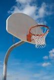koszykówki obręcza standard obraz stock