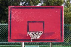 Koszykówki rama Zdjęcie Stock