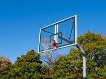 koszykówki sieć Fotografia Royalty Free
