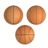 Koszykówki tło 3d Fotografia Royalty Free